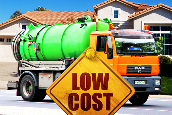 how to pay for a new septic system